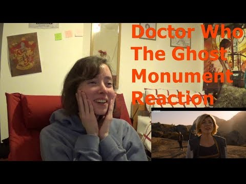 Doctor Who The Ghost Monument Reaction