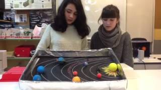 Our Solar System Class Project-5