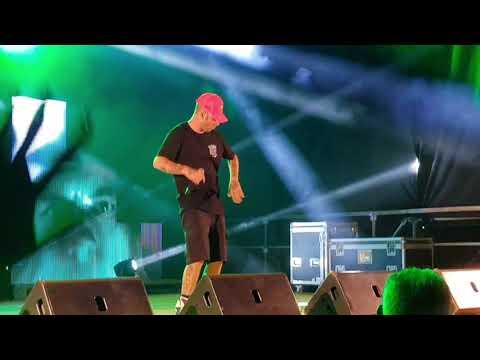 Clementino joint +fumo Francavilla Fontana 2017