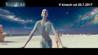 Valerián a město tisíce planet (2017) - Už ve čtvrtek v kinech