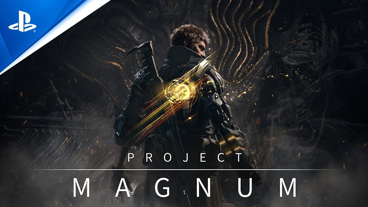 Project Magnum (Working Title) - Official Teaser Trailer | PS5, PS4