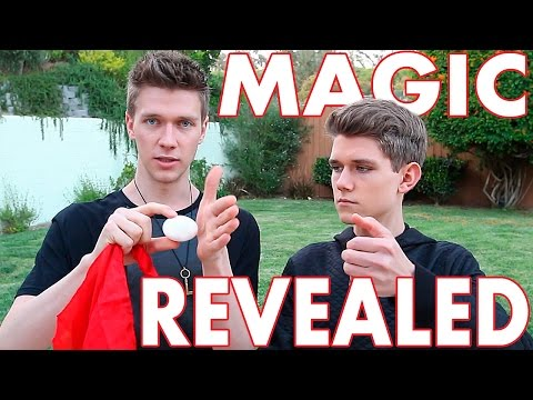 MAGIC REVEALED | Collins Key