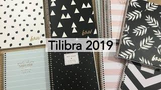 Novidades da Tilibra 2019: planners, cadernos, pranchetas | Lojinha da Lívia