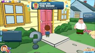 SUCA STEWIE HAHAHA - Let's Play - Family Guy Online - Ep. 1