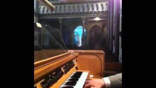 Toccata in B minor - Eugène Gigout YouTube Thumbnail