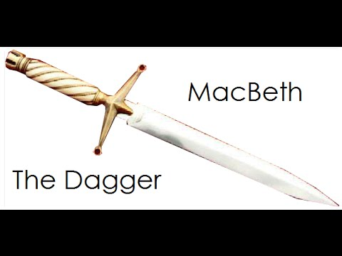speech macbeth Act 1, scene 5 of macbeth is set in macbeth's castle in inverness  witch, whose  speech here has incantatory rhythms that lend it a distinctly.