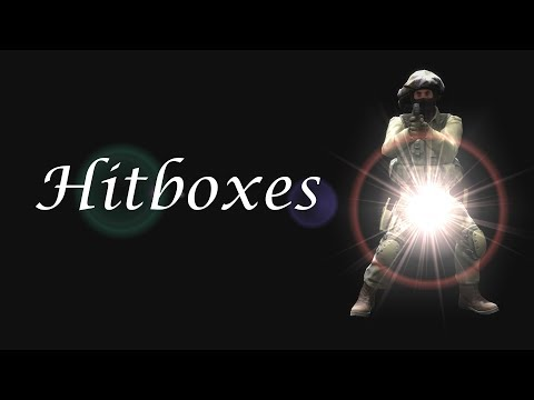 CS:GO CT Hitboxes Compared