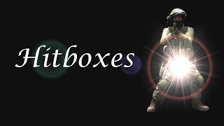 CS:GO CT Hitboxes Compared