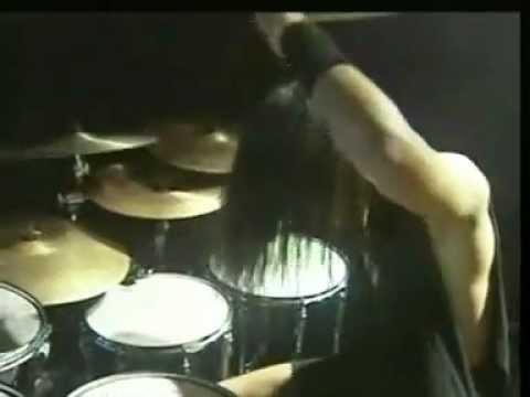 Konsert XPDC Brutal 1998 Isma Halil Hamzah interview Amy  dan Lola Drum Solo