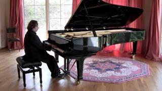 """""""Träumerei"""" Robert Schumann, Kinderszenen Op. 15; Gregor Sauer am Flügel Fazioli 308"""