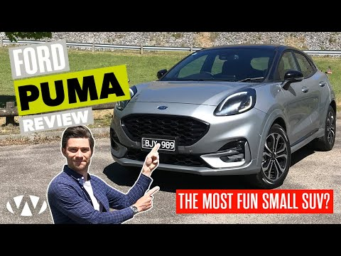 Ford Puma review (2021) | Wheels Australia
