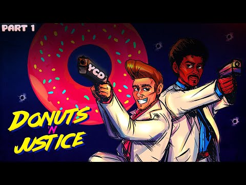Me Against The World (Of Gangs)   Donuts'N'Justice [Nuck Chorris Mode]  