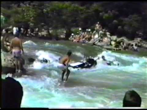 Totally 80 S Guadalupe River Tubing 4th Of July 1986