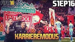 FIFA 16 Liverpool Karrieremodus - ENTSCHEIDUNG IM FA CUP & MERSEYSIDE DERBY! - S1EP16