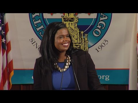 Kim Foxx, Candidate, Cook County State's Attorney