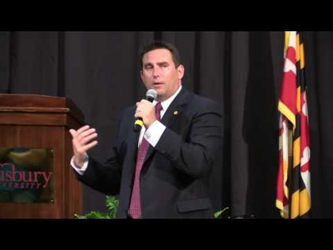 Tony Hoffman Speech at Salisbury University || June 1, 2016 ...