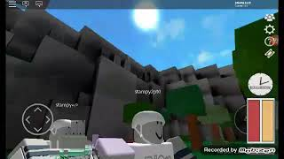 A game of the first thing I found an eye on is Roblox :v