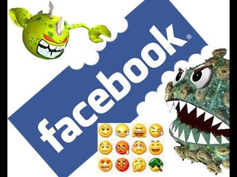 เตือนไวรัส, การลบ, แก้ไข Facebook (อีโมชัน)