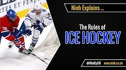 The Rules of Ice Hockey - EXPLAINED!