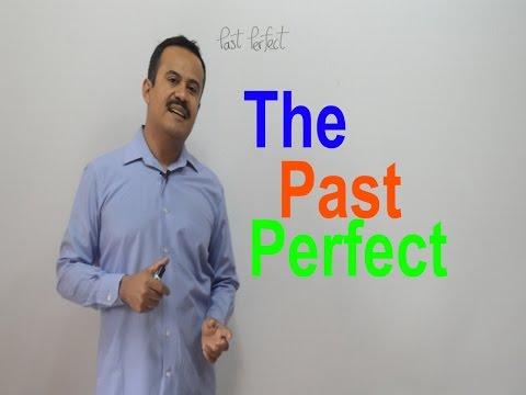 PAST PERFECT (PASADO PERFECTO EN INGLES)