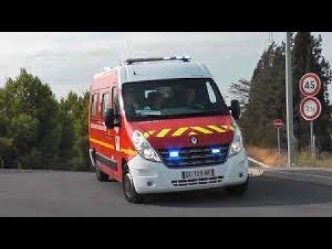 Un Jour Avec Les Sapeurs-Pompiers de Narbonne #3
