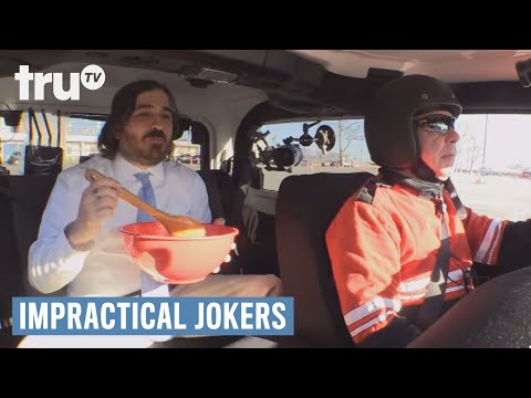 Impractical Jokers - Extreme Dining For One (Punishment) | truTV