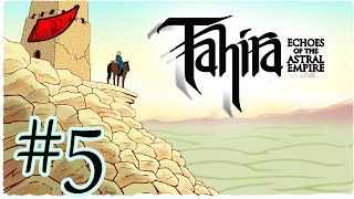 Let's Play Tahira: Echoes of the Astral Empire! Ep. 5 - InkEyes [Leader Difficulty!]