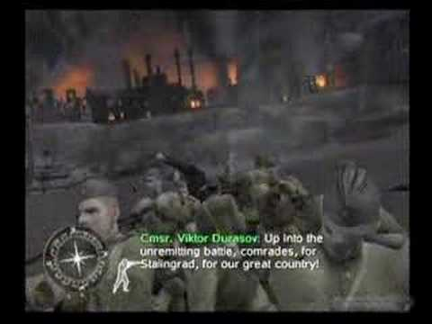 Call of Duty: Finest Hour - Stalingrad Intro