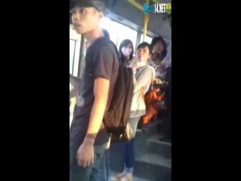 Cảnh nóng trên xe Buyt Việt Nam