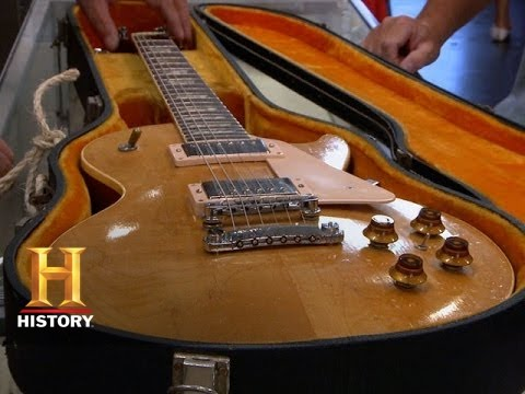 Pawn Stars: Gibson Les Paul Guitar | History