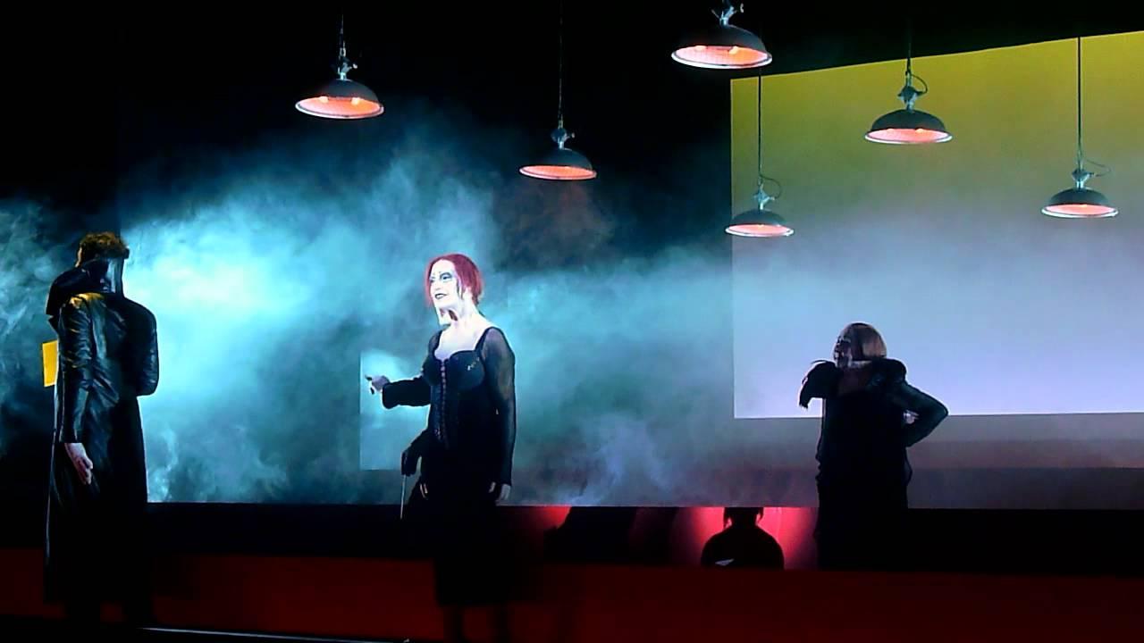 Berliner Ensemble Dreigroschenoper