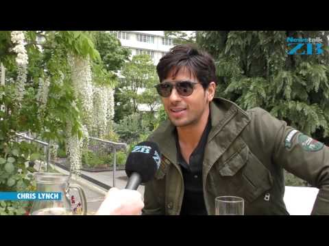 Sidharth Malhotra talks to Chris Lynch