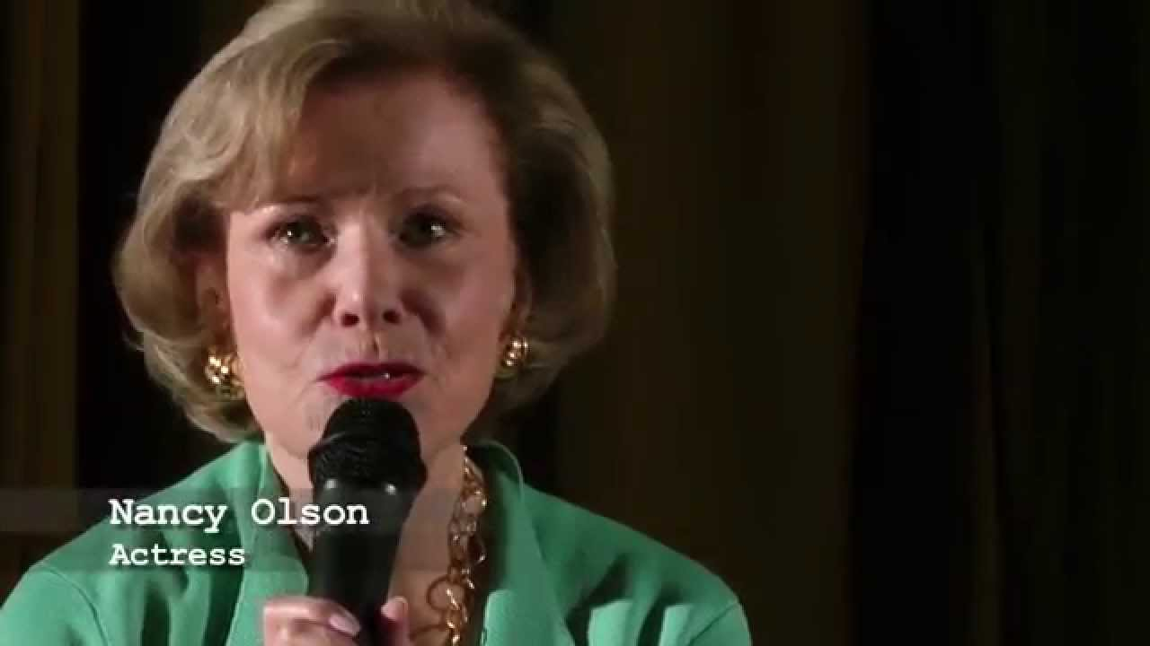 Nancy Olson Interview Pt 1 Youtube