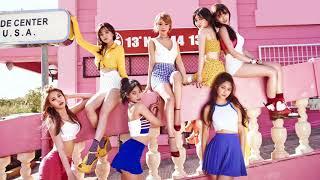 AOA - Cherry Pop English Demo | 에이오에이 - 체리 팝 영어 데모
