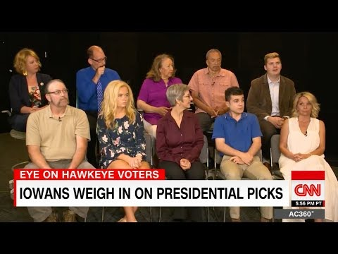 Iowa Voter Panel of Biden and Trump Supporters Will Crush Your Soul