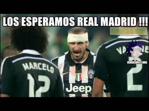 Atletico De Madrid Vs Real Madrid 1 Memes Semifinal Champions League El Derbi Madrileno