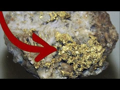 THE GEOLOGY of GOLD - What Rocks and Minerals to look for |