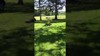 Mini Tractor Pull Fail