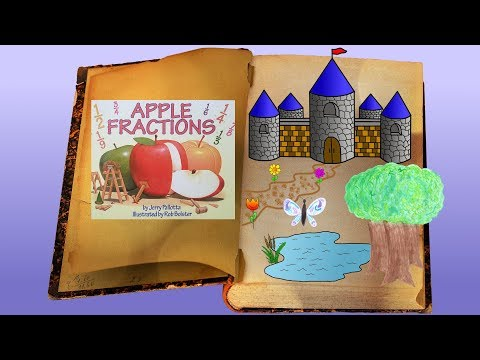 Children's Books Read Aloud: Apple Fractions by Jerry Pallotta on Once Upon A Story
