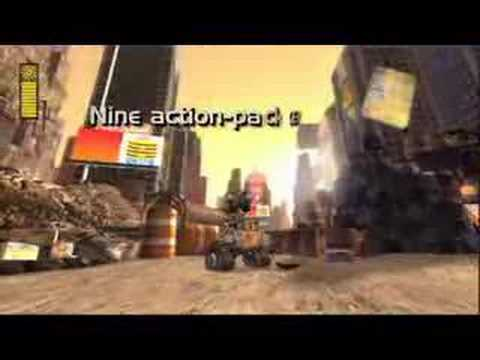 Wall-E PSP Game Download