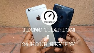 TECNO Phantom 8 24-Hour Review and Why I'm Dumping My iPhone For It.