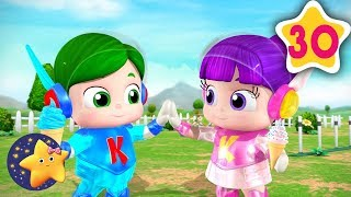 How To Be Kind To Each Other Song | Fun Learning with LittleBabyBum | NurseryRhymes for Kids