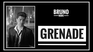 [SUB INDO] Bruno Mars - GRENADE Lyrics