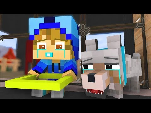 Wolf Life 11 - Craftronix Minecraft Animation