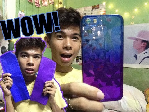 DIY: PHONE CASE USING CREPE PAPER (Restore Yellow Silicone Case)
