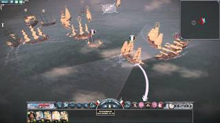Napoleon: Total War - The Battle of Trafalgar Historical Battle