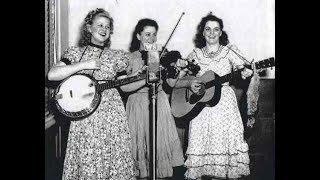 The Amber Sisters - Cherokee Eyes (1952).