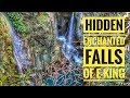 A PEEK OF A HIDDEN ENCHANTED FALLS OF E-KING