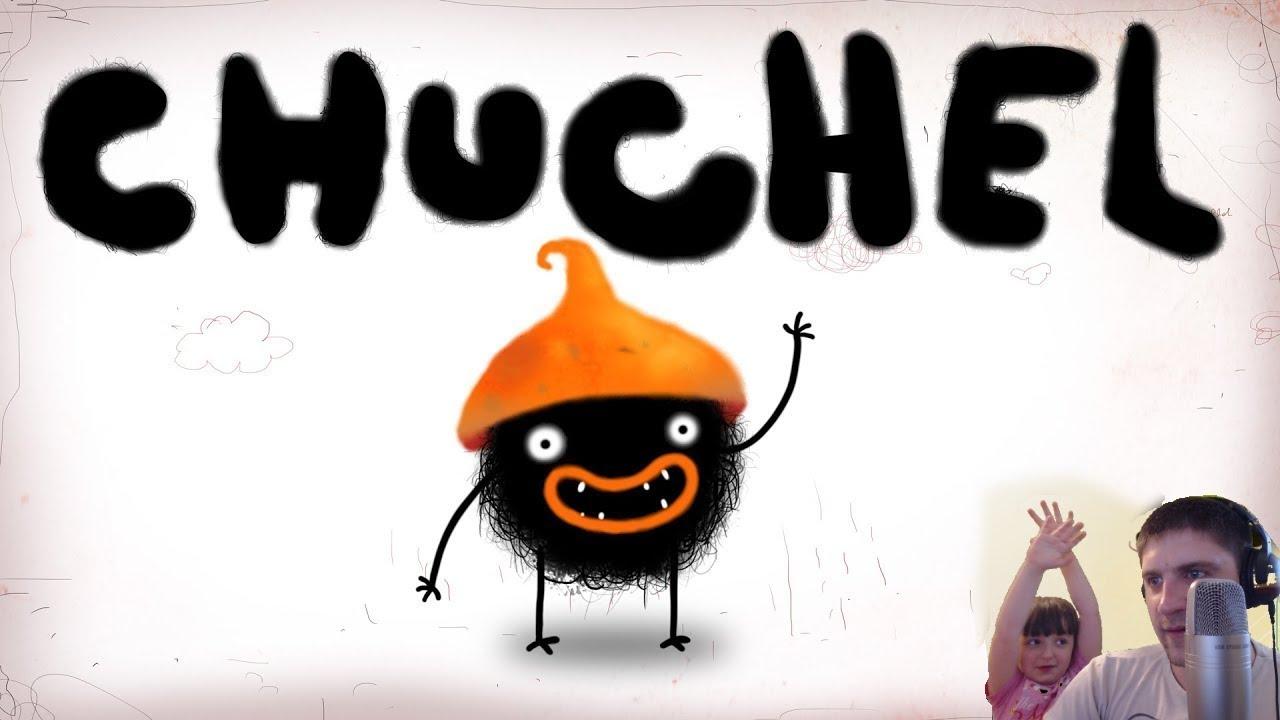 Прохождение Chuchel Обзор от Евы! Играем! Это вынос мозга, прикольное видео для детей!