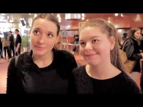MovieZine Möter Tjejerna I